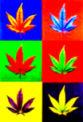 Cannabis, por Warhol