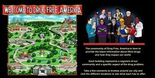 ¿América libre de drogas o de drogadictos?