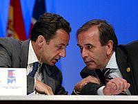 Alonso y Sarkozy: Dios los cría y ellos se juntan